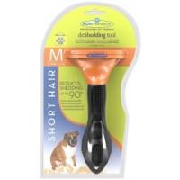 FURminator для собак средних, короткошерстных пород Short Hair Medium Dog 7 см