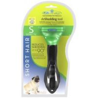 FURminator для собак мелких, короткошерстных пород Short Hair Small Dog 4 см