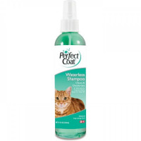 8in1 Perfect Coat Waterless Shampoo, шампунь для кошек без смывания, спрей, 236 мл