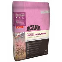 Acana, Grass-Fed Lamb, корм д/собак всех пород гипоалл. (ягненок)