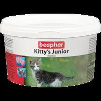 Beaphar, Kitty's Junior+Biotin витамины с биотином для котят