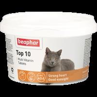 Beaphar, Top 10 мультивитамины для кошек 180 таблеток