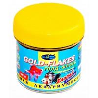 BioDesign, корм для рыб Gold-Flakes (хлопья)