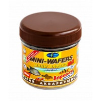 BioDesign, корм для рыб Mini-wafers Mix (вафельки)
