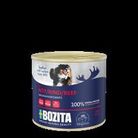 Bozita, влажный корм д/собак (паштет с говядиной)