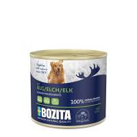 Bozita, влажный корм д/собак (паштет с лосем)