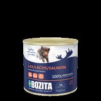 Bozita, влажный корм д/собак (паштет с лососем)