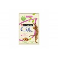 Cat Chow, Adult, влажный корм д/кошек (ягненок в желе)
