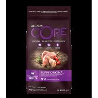 Core, Puppy корм д/щенков мелких и средних пород ( индейка/курица)