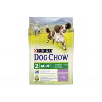 Dog Chow, Adult, корм д/собак всех пород (ягненок)