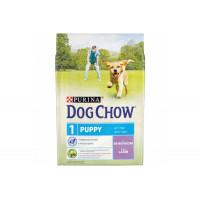 Dog Chow, Puppy, корм д/щенков всех пород (ягненок)