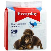 Everyday, пеленка для животных гелевая впитывающая (30 шт.)