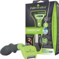 FURminator для собак мелких, длинношерстных пород, размер S