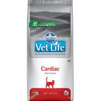 Farmina, Vet Life, Cardiac, корм д/кошек (серд.недостаточность)