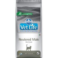 Farmina, Vet Life, Neutered Male, корм д/котов (кастрированные)