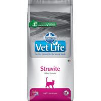 Farmina, Vet Life, Struvite, корм д/кошек (при струвитах)