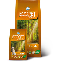Farmina, Ecopet, Adult, корм д/ср/собак (ягненок)