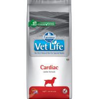 Farmina, Vet Life, Cardiac, корм д/собак (серд.недостаточность)