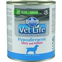 Farmina, Hypoallergenic, влажный корм д/собак (утка/картофель)