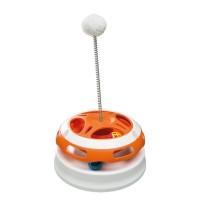 Ferplast, Vertigo, игрушка для кошек круглой формы (Ø24x36,5 см.)