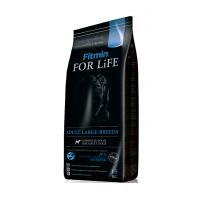 Fitmin, For Life, корм д/собак крупных пород (ассорти)