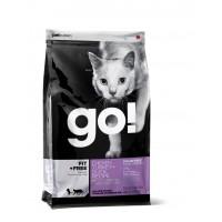 GO!, Fit+Free, корм д/кошек и котят (4 мяса)