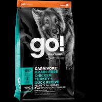 GO!, Fit+Free, корм д/собак (4 мяса)
