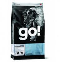 GO!, Sensitivity+Shine, корм д/собак и щенков (треска)