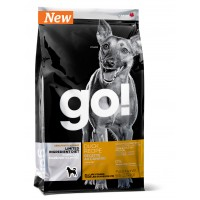 GO!, Sensitivity+Shine, корм д/собак и щенков (утка)