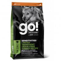 GO!, Sensitivities, корм д/собак и щенков (индейка)