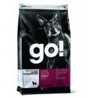 GO!, Sensitivity+Shine, корм д/собак и щенков (ягненок/картофель)