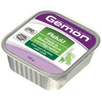 Gemon, Adult, влажный корм д/собак кусочки в паштете (ягненок)