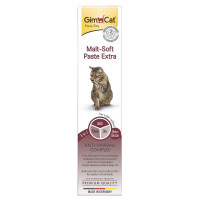 Gimcat, Malt-soft Extra, паста для выведения шерсти