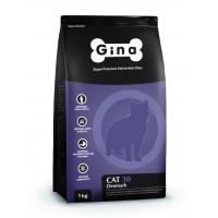 Gina, Cat 30, корм д/кошек (курица)