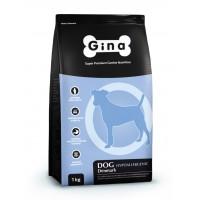 Gina, Hypoallergenic, корм д/собак гипоаллергенный (утка)