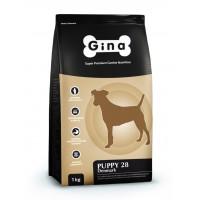 Gina, Puppy 28, корм д/щенков (курица)