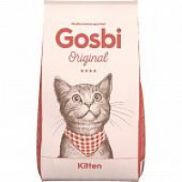 Gosbi, Original, Kitten, корм д/котят (курица/рис)