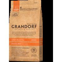 Grandorf, Junior Lamb, сухой корм д/щенков (ягненок/рис)
