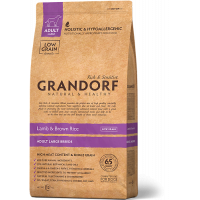 Grandorf, Adult Maxi Lamb, сухой корм д/собак (ягненок/рис)