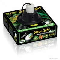 Hagen, Exo-Terra, Halogen Glow Light, светильник д/террариума