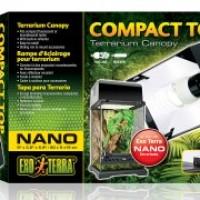 Hagen, Exo-Terra, Compact Top Nano, светильник д/террариума