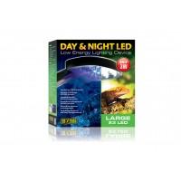 Hagen, Exo-Terra, Day&Night LED, светильник д/террариума