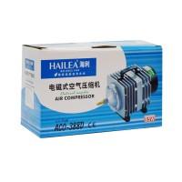 Hailea, ACO-388D, компрессор профессиональный, 80W, 80 л/мин