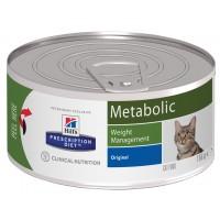 Hill's, PD, Meta, влажный корм д/кошек коррекция веса