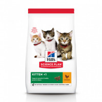 Hill's, SP, Kitten, корм д/котят (курица)