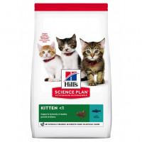 Hill's, SP, Kitten, корм д/котят (тунец)