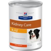 Hill's, PD, K/D, влажный корм д/собак при заболеваниях почек