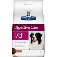 Hill's, PD, I/D, корм д/собак проблемы пищеварения, ЖКТ