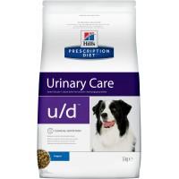 Hill's, PD, U/D, корм д/собак при почечной недостаточности