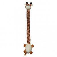 """Kong Danglers, """"Жираф"""", мягкая игрушка с шуршащей шеей д/собак"""